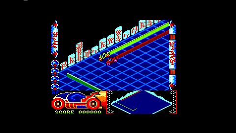 Zona 0 (Caprice32 PSP)