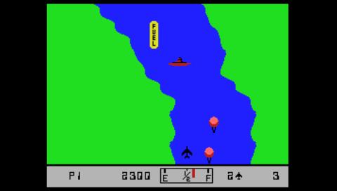 River Raid (ColEm PSP)