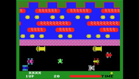 Frogger (ColEm PSP)