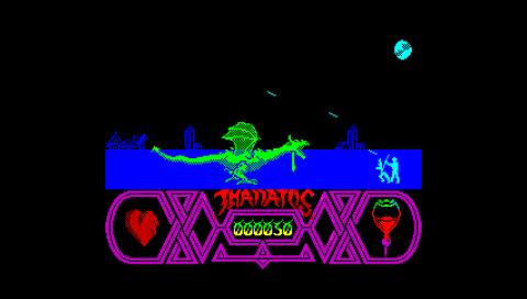 Thanatos (Fuse PSP)