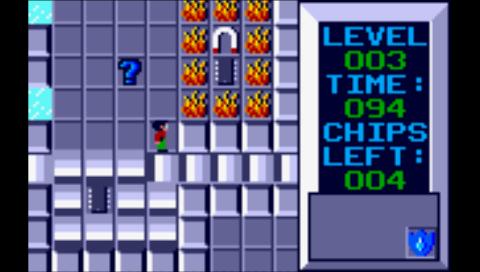 Chip's Challenge (Handy PSP)