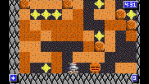 Crystal Mines II (Handy PSP)
