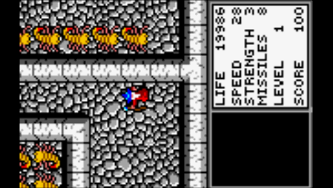 Gauntlet - The Third Encounter (Handy PSP)