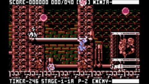 Ninja Gaiden III - The Ancient Ship of Doom (Handy PSP)