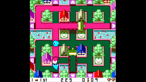 Crush Roller (NeoGeo Pocket Color) (NeoPop PSP)