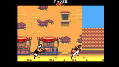 Aladdin (Master System) (SMS Plus PSP)