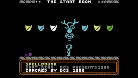 Spellbound (VICE PSP)