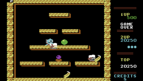 Bubble Bobble (VICE PSP)
