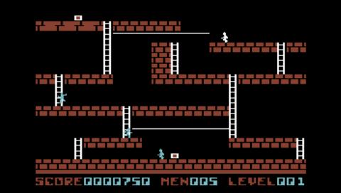 Lode Runner (VICE PSP)