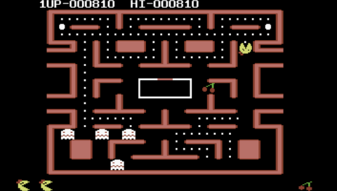 Ms. Pacman (VICE PSP)