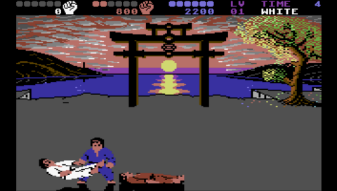 International Karate Plus (VICE PSP)